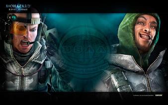 #11 Resident Evil Wallpaper