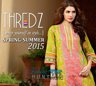 Thredz Spring Summer 2015