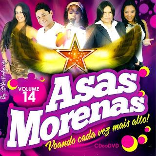 Asas Morenas - Vol.14