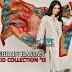 Shirin Hassan Eid 2015 Collection   Printed Silk Festival Dresses For Eid-Ul-Fitr