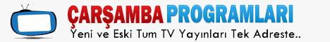 Çarşamba Programları, TV Programı izle
