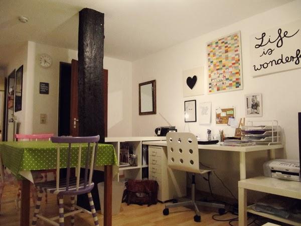 kuddelmuddel homestory jule. Black Bedroom Furniture Sets. Home Design Ideas