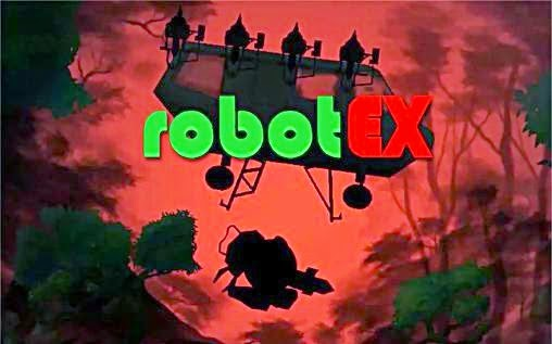Game Petualangan Robotex