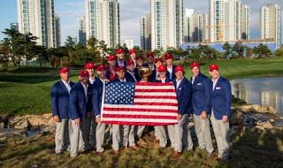 GOLF - Estados Unidos se proclama campeón de la Presidents Cup