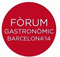 Fórum gastronómico Barcelona 2014