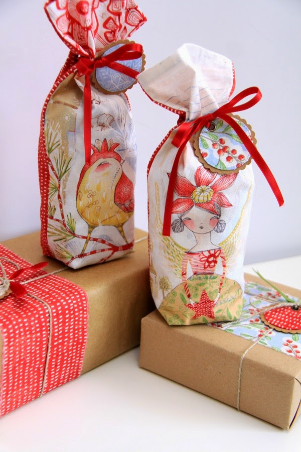 Advent Calendar Wrapping Ideas : Campbell soup diary all wrapped up advent calendar idea