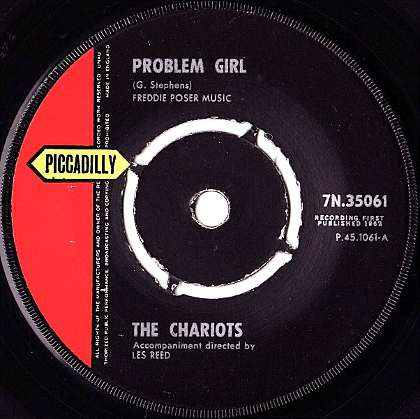 The Chariots Problem Girl