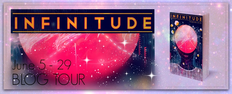 INFINITUDE Blog Tour & Giveaway