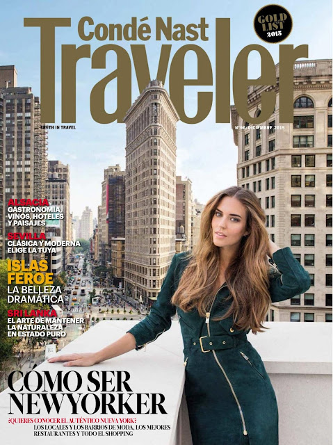 Fashion Model, @ Clara Alonso - Conde Nast Traveller Spain