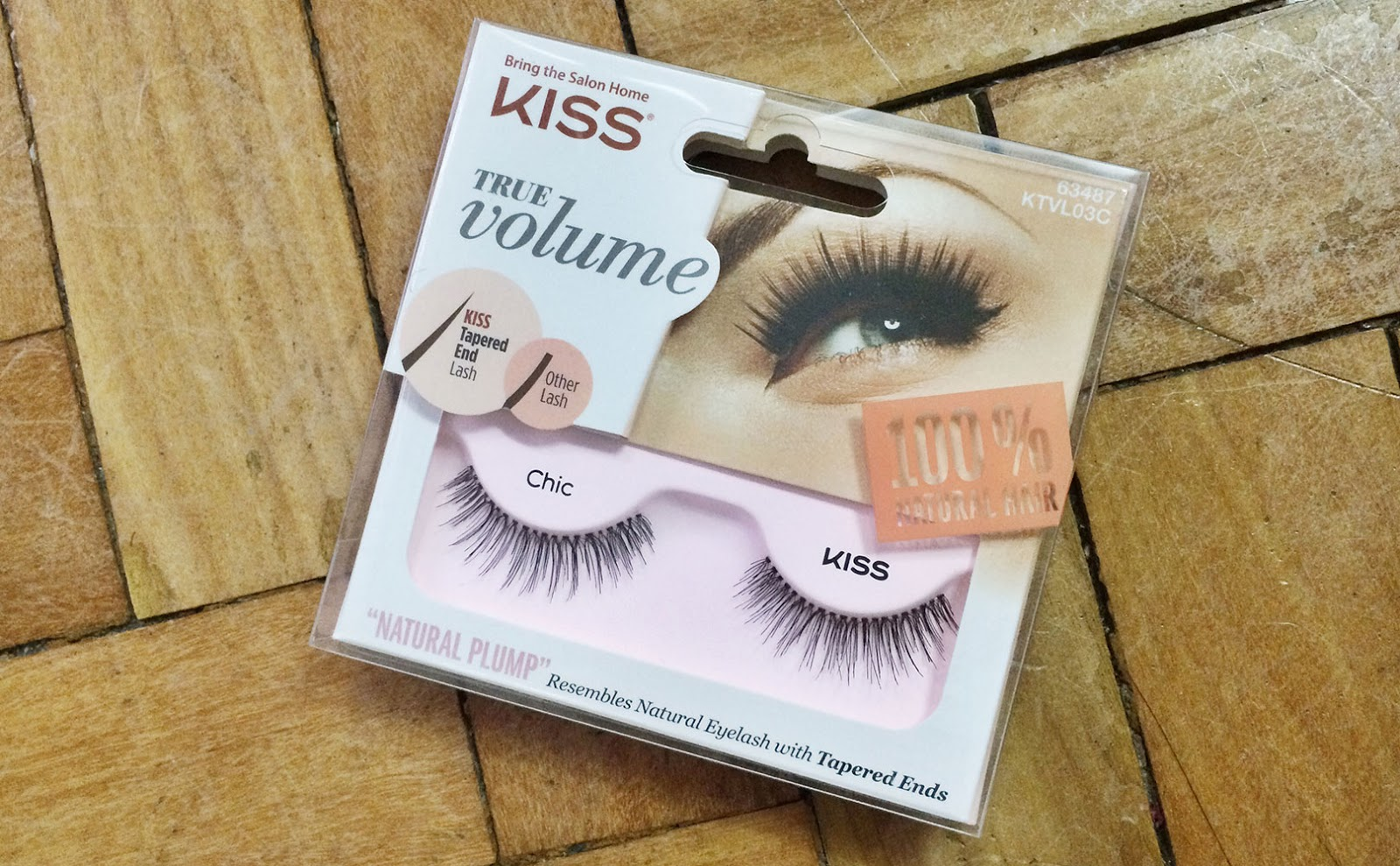 KISS True Volume Lashes Chic Review