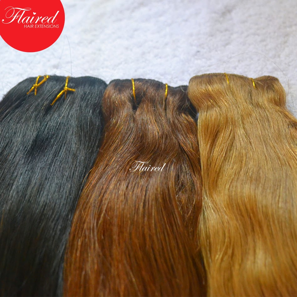 Flaired Hair Extensions Your Basic Hair Extension Guide Sweet