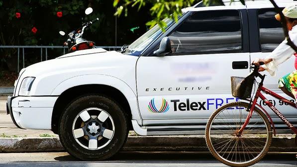 Divulgadores serão os últimos a receber da Telexfree, diz revista.