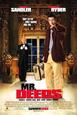 Ngài Deeds - Mr. Deeds (2002) Poster