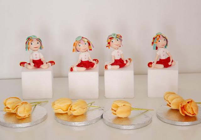 Curso de flores de azucar