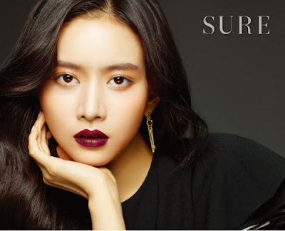 Han Bo Reum - Sure Magazine October Issue 2013