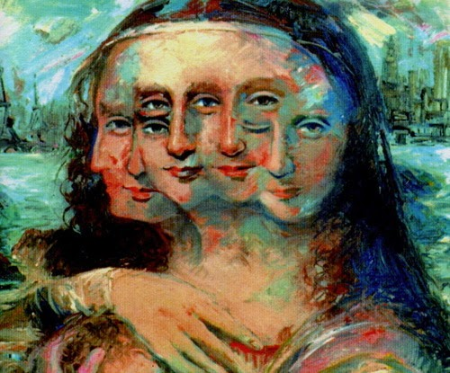 Victorvictori Multiplism Mona Lisa
