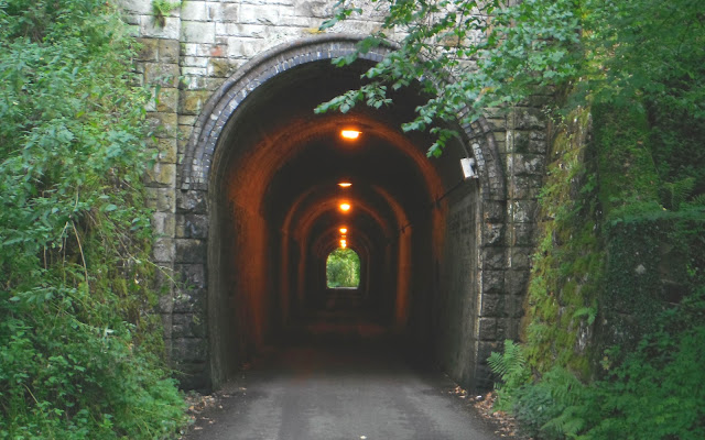 Swainsley Tunnel on the Manifold Way path