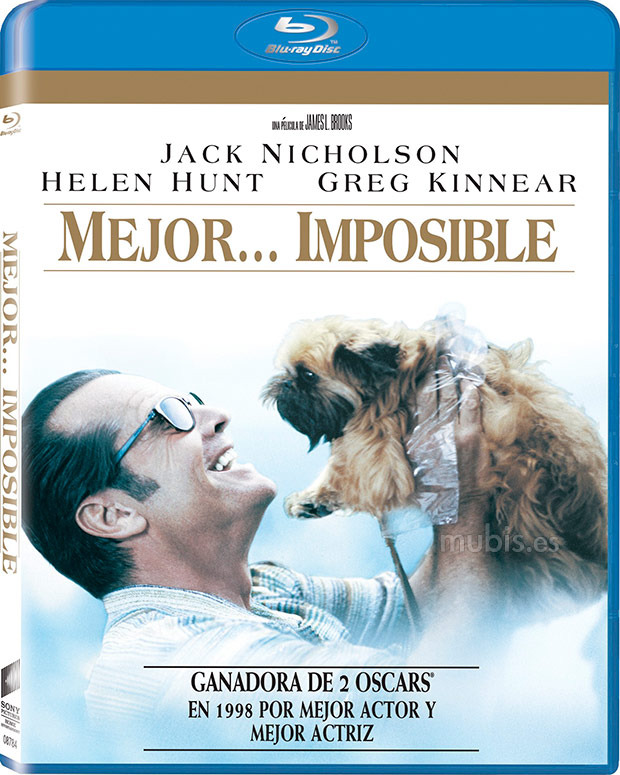 Mejor.. Imposible (1997) As Good As It Gets - 720p Dual