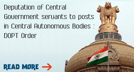 Central Government servants