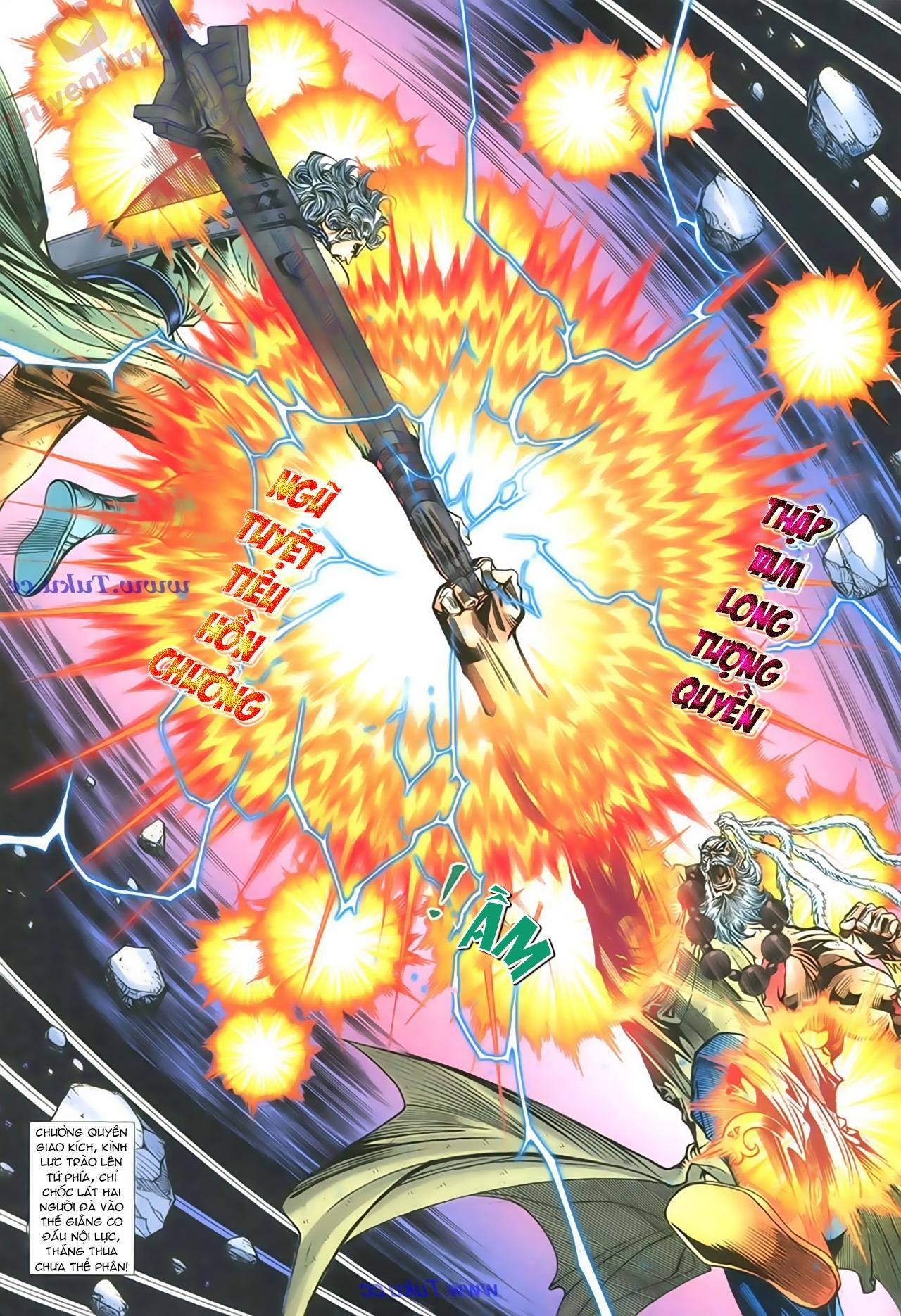 Thần Điêu Hiệp Lữ chap 86 – End Trang 20 - Mangak.info