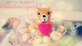 Valentine's Bear Plush Bubs B4Astudios Aiko Miyoko