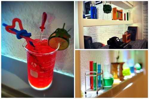 Độc đáo với những ống nghiệm tại The LAB Café, cafe sài gòn, điểm ăn uống, ẩm thực, diemanuong365