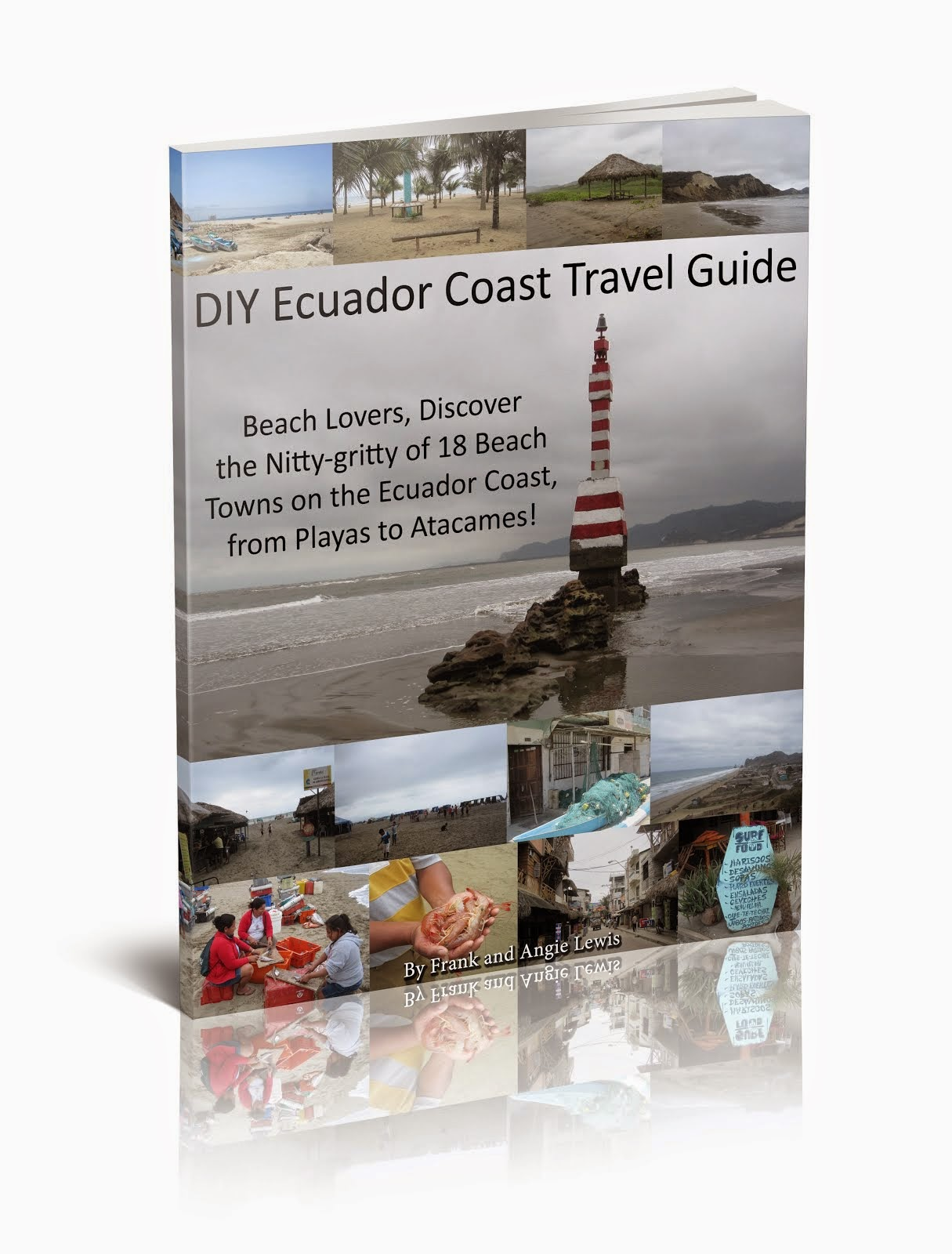 Ecuador Coast Guide! Was $18.99 NOW $8.99