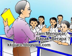 Aturan JJM PTK Pada Dapodikdas 2013