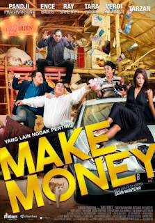 Sinopsis Film Komedi : Make Money (2013) film+make+money
