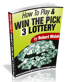 Winning Pick 3 Lottery System