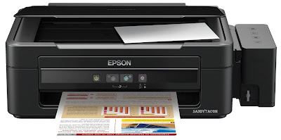 Printer Epson L210 All-in-One, Modif Pabrikan by SANDYTACOM