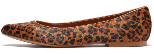 bailarinas leopardo 2011 2012