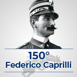 2018 - 150° FEDERICO CAPRILLI