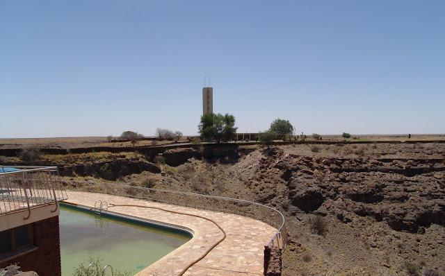 Hardap Resort Namibia