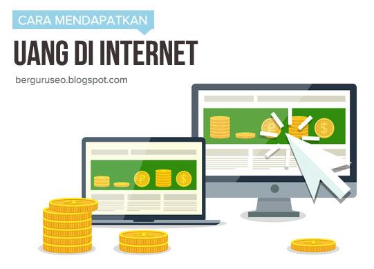Cara Mendapatkan Uang di Internet Tanpa Blog Begini Cara Mendapatkan Uang di Internet Tanpa Blog