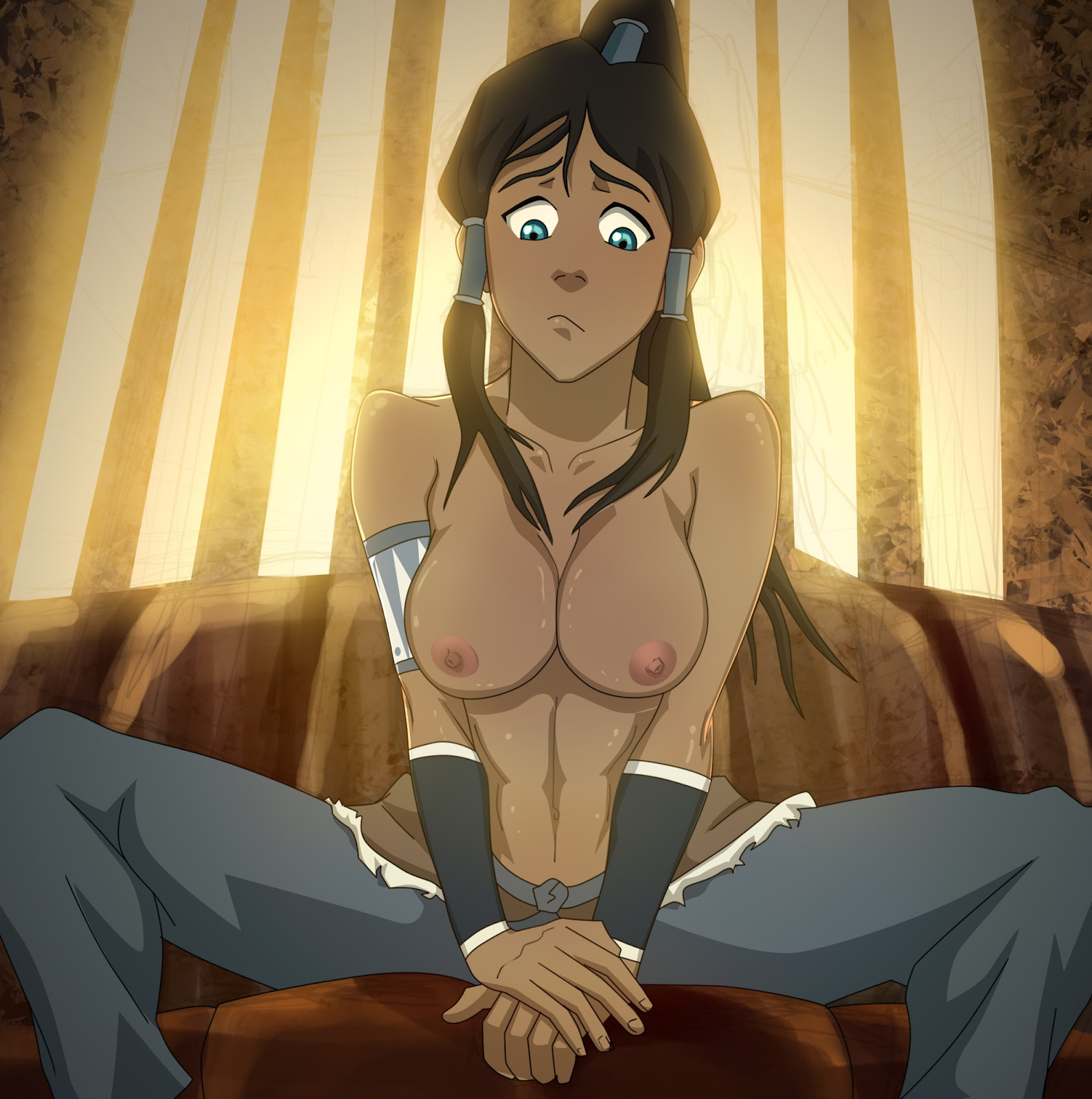 the legend of korra hentai