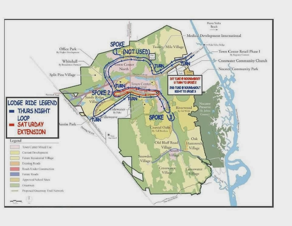 Nocatee Sat Route
