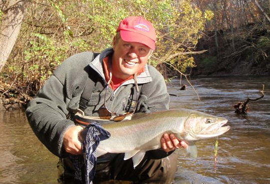chifly blog - chicago fly fishing outfitters: free seminar at, Fly Fishing Bait