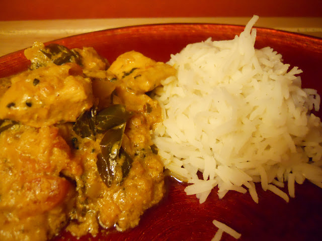 curry indiano ricetta