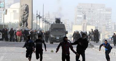 مصادر طبية : مقتل 2 فى اشتباكات كورنيش النيل