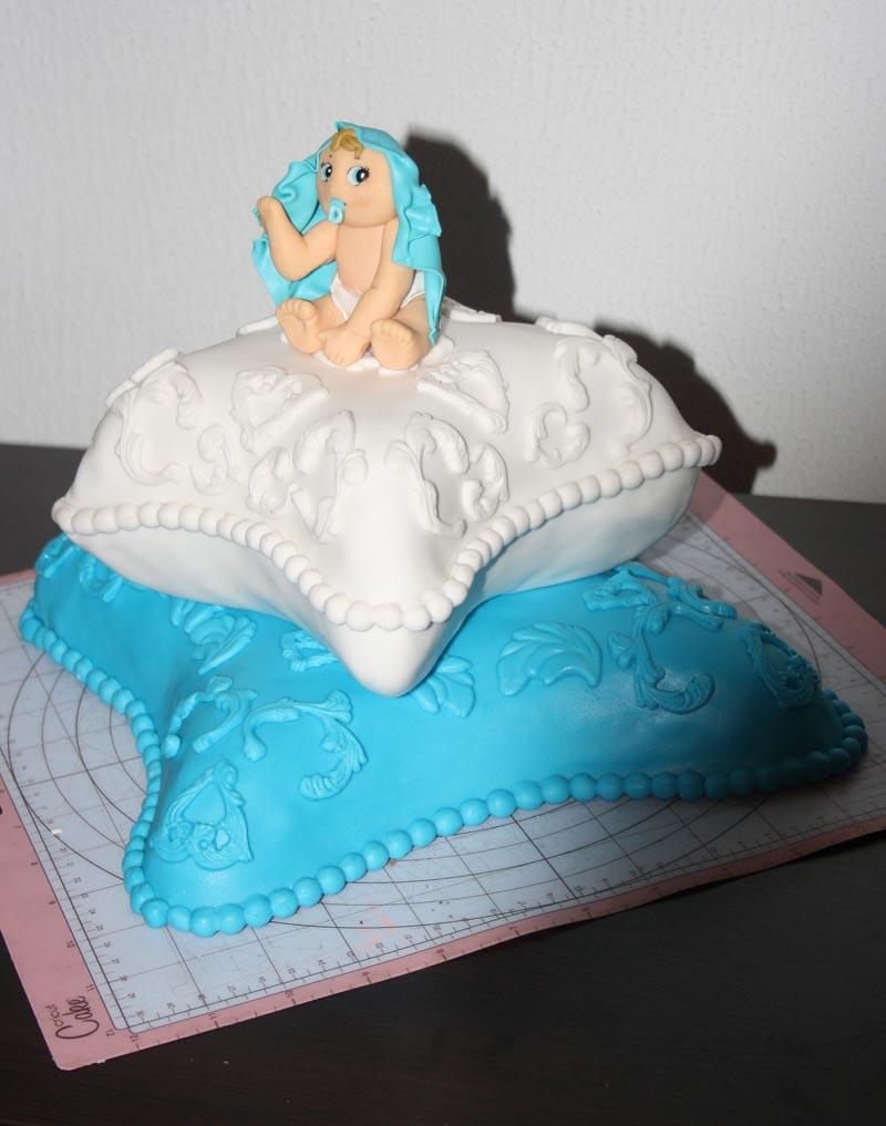 Cake Dummy Pillow