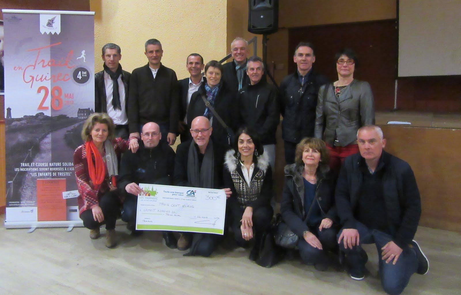 Trophée de la ville locale du Crédit Agricole