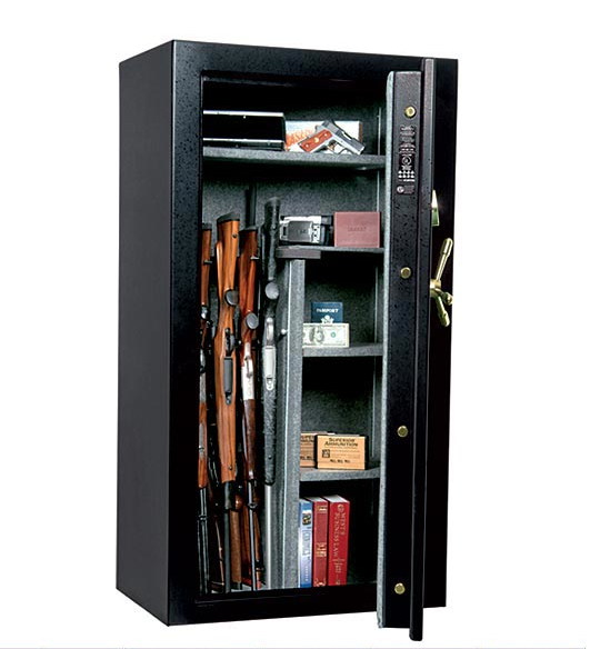 Ready Gun Safe : The safe place a cannon gun that s affordable and