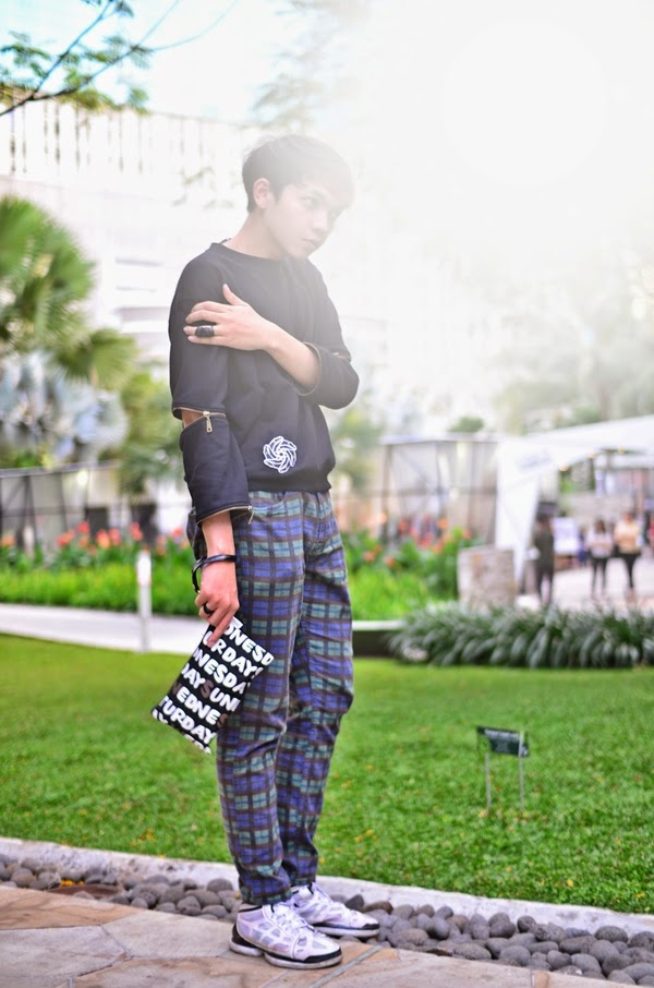 Fashion Blogger Cowo Indonesia, Fashion Blogger Pria Indonesia