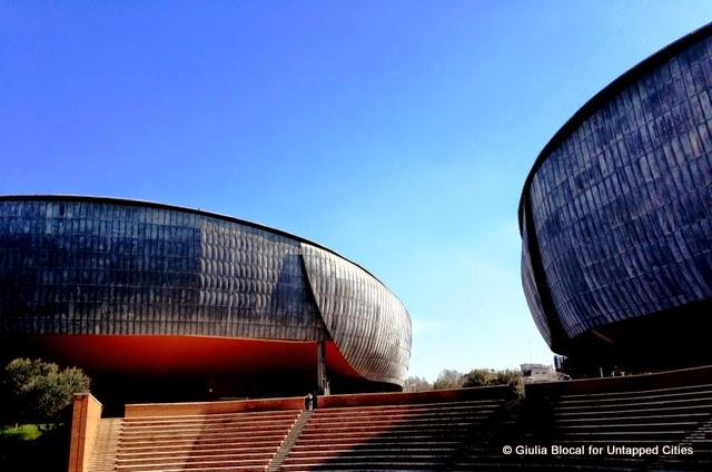 Auditorium Parco della musica renzo piano flaminio roma
