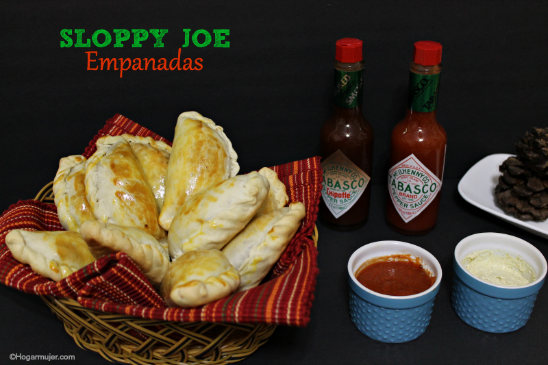 #ad #seasonedgreetings #collectivebias #recetas #sloppyjoe #empanadas #recetaparalasfiestas