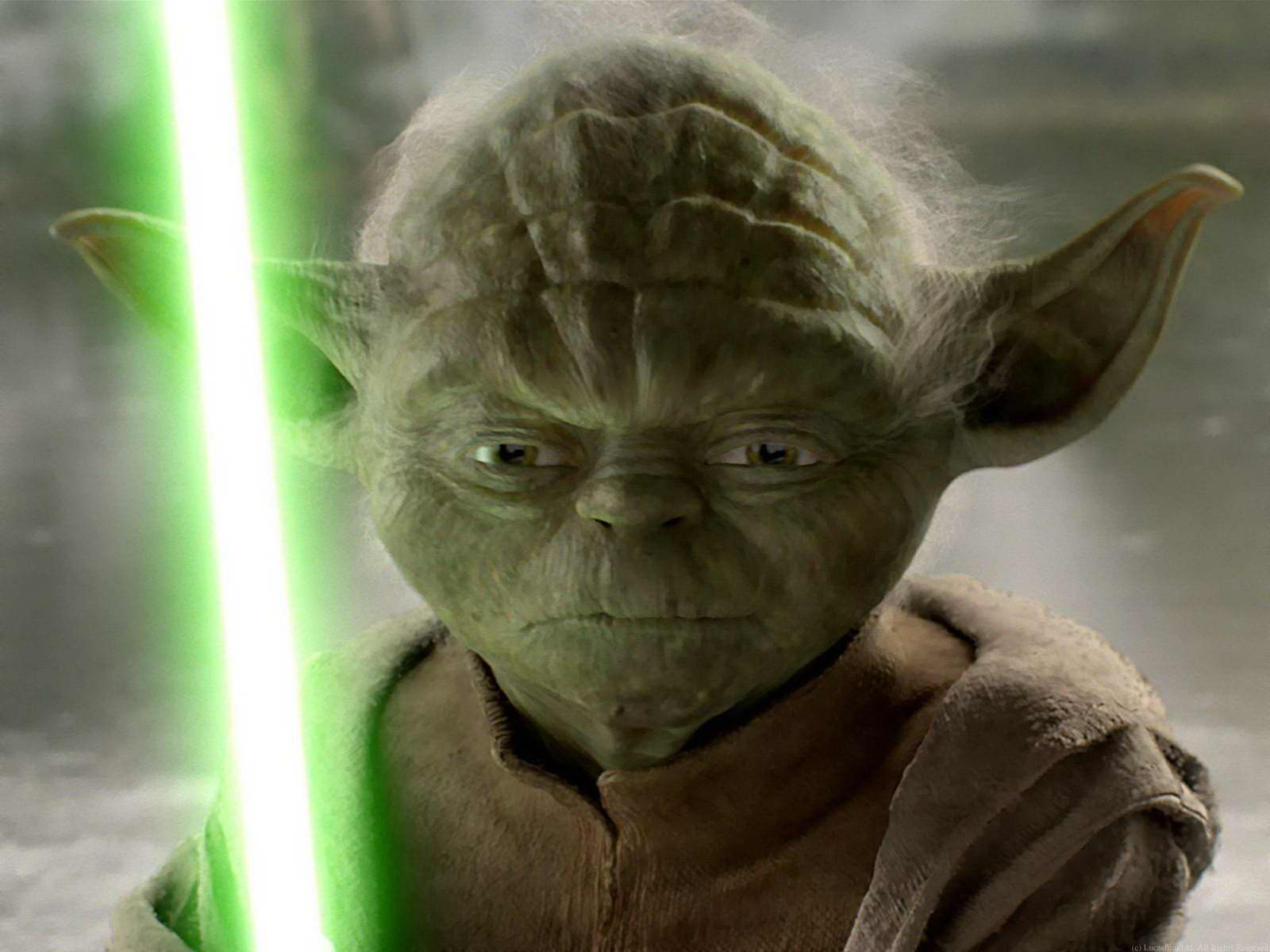 Quotes From Yoda To Luke. QuotesGram