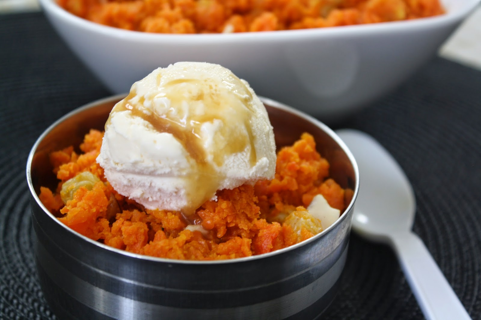 Carrot Halvah Ice Cream Recipes — Dishmaps