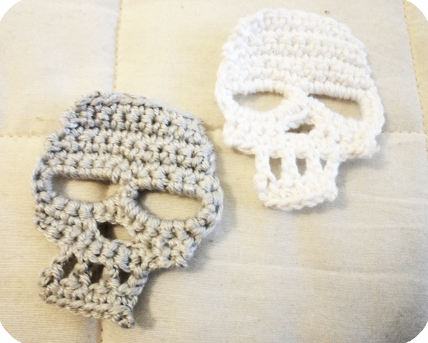 Fear And Loathing With Yella Crocheting Skulls Therapy