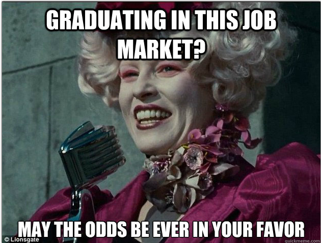 Job Market Hunger Games
